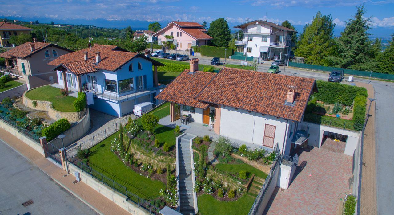 abitazioni villaggio Loreto - La Morra